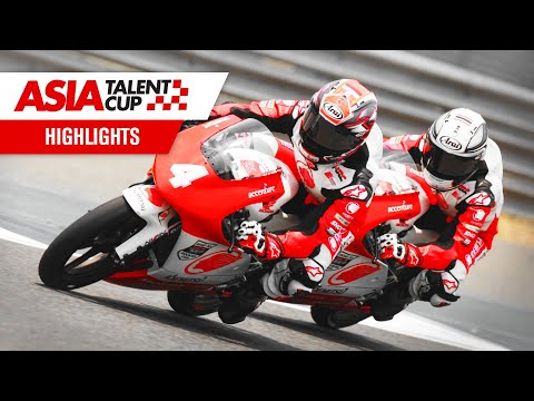 Highlights Race 2 - Round 2 - Chang International Circuit, Thailand