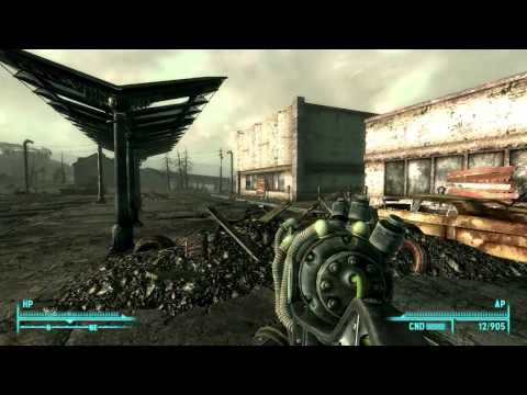 Gameplay de Fallout 3: Game of the Year Edition