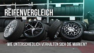 LEVELLA | Reifenvergleich - Wie unterschiedlich verhalten sich die Marken?