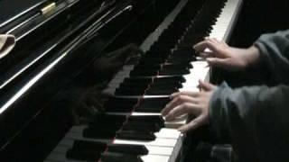Kingdom Hearts II - Waltz of the Damned piano arrangement