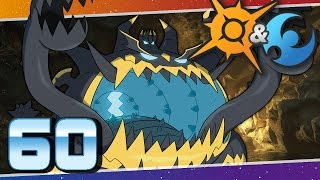 Guzzlord  - (Pokémon) - Pokémon Sun and Moon - Episode 60 | UB-05 Guzzlord!
