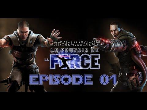 [ Let's Play PS3 FR ] Star Wars: Le Pouvoir de la Force #01