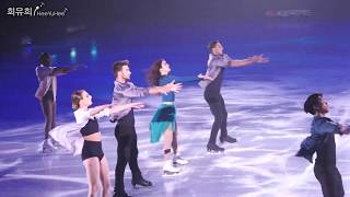 [4K60p] 2019 All That Skate (DAY1) Act.1 Opening   Movement (by Hozier)