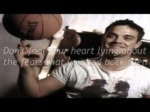 Robbie Williams - Spread Your Wings Lyrics HD