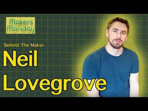 Makers Monday - 121 - Neil Lovegrove