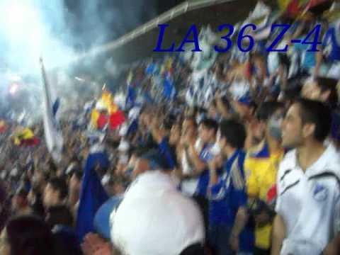 """""""MILLONARIOS CAMPEON 2012 COMANDOS AZULES. la 36 z-4 ☆⑭"""" Barra: Comandos Azules • Club: Millonarios • País: Colombia"""