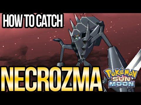 How to Catch Necrozma in Pokemon Sun and Moon | Austin John Plays