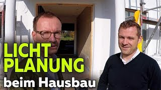 Hausbau: LED-Lichtplanung für Beleuchtung | Smartest Home - Folge 10