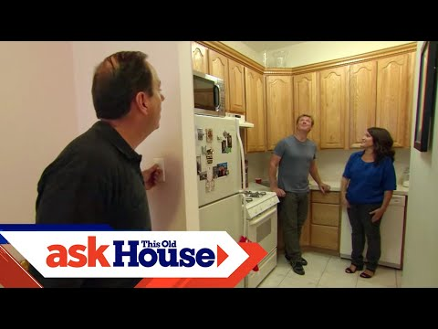 All About Lights   How to Add Task Lighting to a Kitchen   Ask This Old House