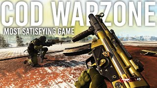 Call of Duty Warzone - The MOST Satisfying game.