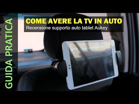 COME AVERE LA TV IN AUTO (SOLUZIONE ECONOMICA)