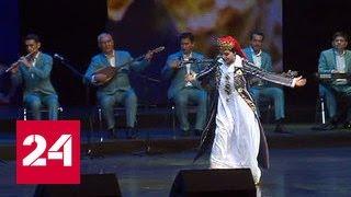 Дни культуры Узбекистана в России открыли национальным джазом