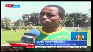 KTN Prime: NSL Kariobangi Sharks are hopeful of win against Nzoi to take them to the KPL
