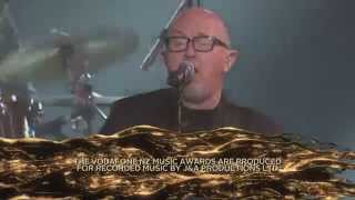 """Dave Dobbyn & Tami Neilson """"Why Does Love Do This To Me"""" at the VNZMA's 2015"""
