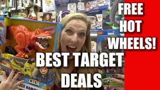 Best Target In Store Deals (12/1-12/6/2019) FREE HOT WHEELS CARS!!!