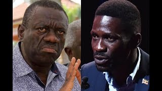 BOBI WINE TO BESIGYE   WHY DO YOU ALWAYS CONTEST IF THERE'S NO DEMOCRACY   SEE FULL SPEECH