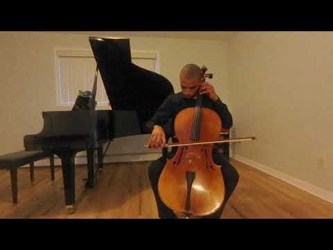 J. S. Bach - Prelude, Suite No. 3 in C Major