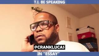 TI BE SPEAKING IN ESSAY