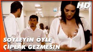 Kutsal Damacana | Selen'in Hastane Sahnesi | Türk Komedi Filmi