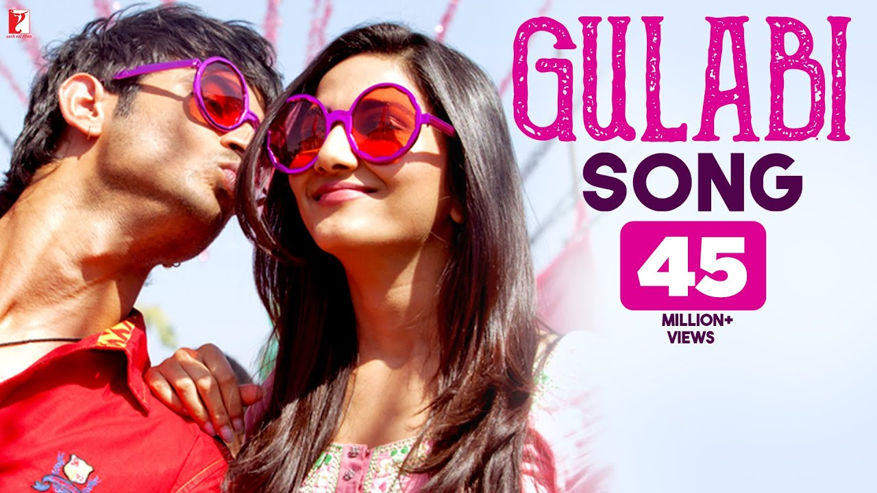 Gulabi Hindi lyrics