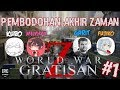 Download Lagu World War Z Indonesia Uhuy - Pembodohan Akhir Zaman #1  feat. MILYHYA & Garit Dewana Mp3 Free