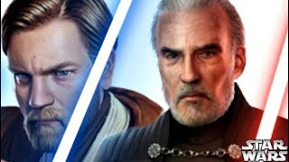 Why Obi Wan TERRIFIED Dooku In Their Final Duel   Star Wars Explained