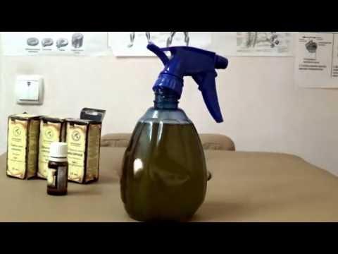 Сделать массажное масло своими руками  Урок № 28
