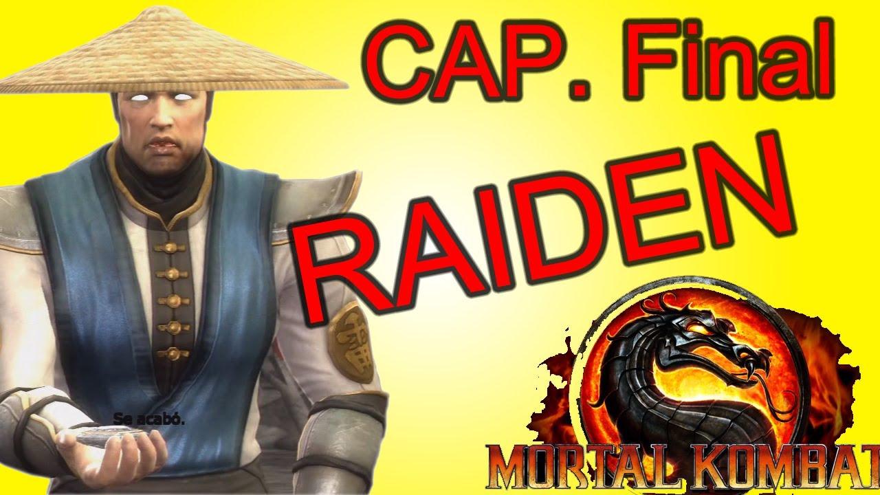 Ver Mortal Kombat 9 – Modo historia (Capitulo final – Raiden) en Español Online
