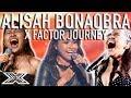 Download Lagu Alisah Bonaobra's INCREDIBLE X Factor Journey! | X Factor Global Mp3 Free