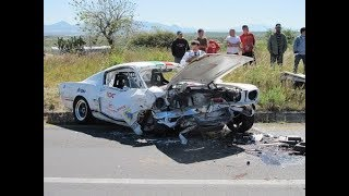 Muscle Car Crashes   Showoff Fails (#2)