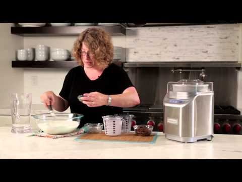 Cool Creations™ Ice Cream Maker (ICE-70) Demo Video