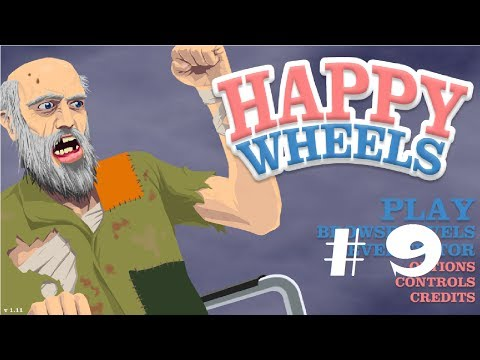 Happy Wheels Part 9 [CZ&SK]