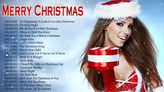 Best Christmas Songs 2018 Medley - Nonstop English Christmas Songs - Top 100 Christmas Songs Ever