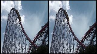 VRin - Virtual Reality Roller Coaster #1 - VR - 360 VIDEOS