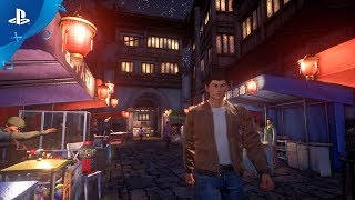 Shenmue III   A Day in Shenmue   PS4