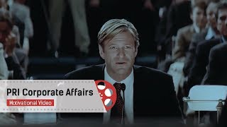 Corporate Affairs | Motivational Video