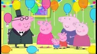 PEPPA PIG  Mummy Pig's Birthday for children bajki dla dzieci po polsku angielsku