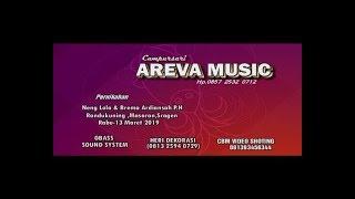 Live Streaming AREVA MUSIC //GBASS SOUND//RANDUKUNING,KREBET,MASARAN