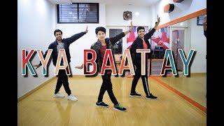 Gambar cover Kya Baat Ay - Harrdy Sandhu Dance Choreography By Vijay Akodiya