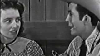 Hank Williams Sr & Anita Carter