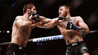 Conor McGregor vs Khabib Nurmagomedov   Highlights