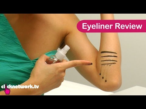 Eyeliner Review – Tried and Tested: EP7