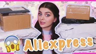 Распаковка посылок с Aliexpress, Newchic