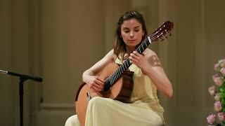 Ana Vidovic Plays Mauro Giuliani Gran Sonata Eroica, Op.150