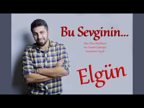 Elgun Huseynov - Bu Sevginin... (AUDIO)