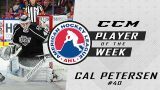 [ONT] Petersen named Player of the Week