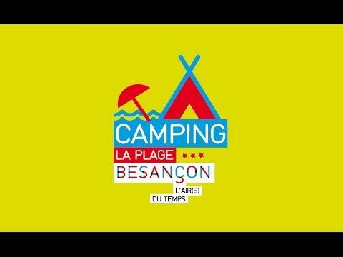 Vidéo Camping de Besançon