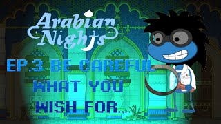 Poptropica: Arabian Nights Ep.3 Be Careful What You Wish For