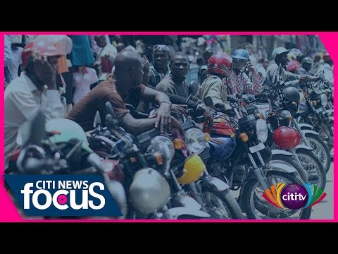Citi News Focus: Legalize Okada business - Commercial motor riders beg government