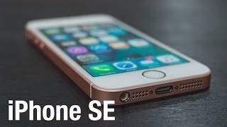 Обзор iPhone SE. 5 причин купить компактный флагман   UkrainianiPhone